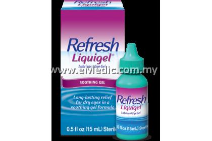 Allergan Refresh Liquigel Eye Drops 15ml