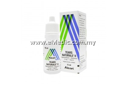 Alcon Tears Naturale II - 15ml
