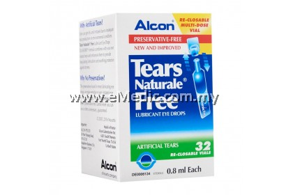 Alcon Tears Naturale Free - 32s