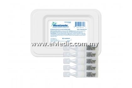 Allergan Restasis Cyclosporine Ophtalmic Emulsion 0.05% 30 x 0.4ml